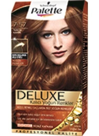 Palette Palette Deluxe Yoğun Renkler 7-57 Tarçın Kahve Renkli